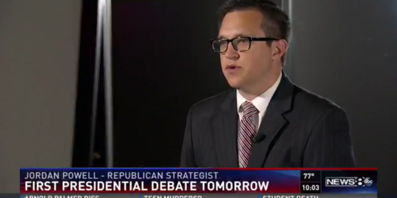 Debate Preview – WFAA Ch. 8 10 PM Newscast – 9/25/16